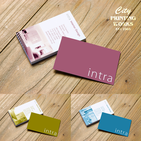 Business stationery city printing works business cards reheart Images