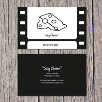 Business Cards 90 x 55mm