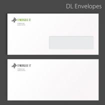 DL Printed Envelopes - 220x110mm