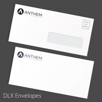 DLX Printed Envelopes - 235x120mm