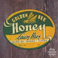 lawn-bros-golden-bee-honey